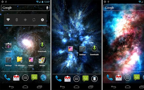 Galaxy Pack Screenshot 4