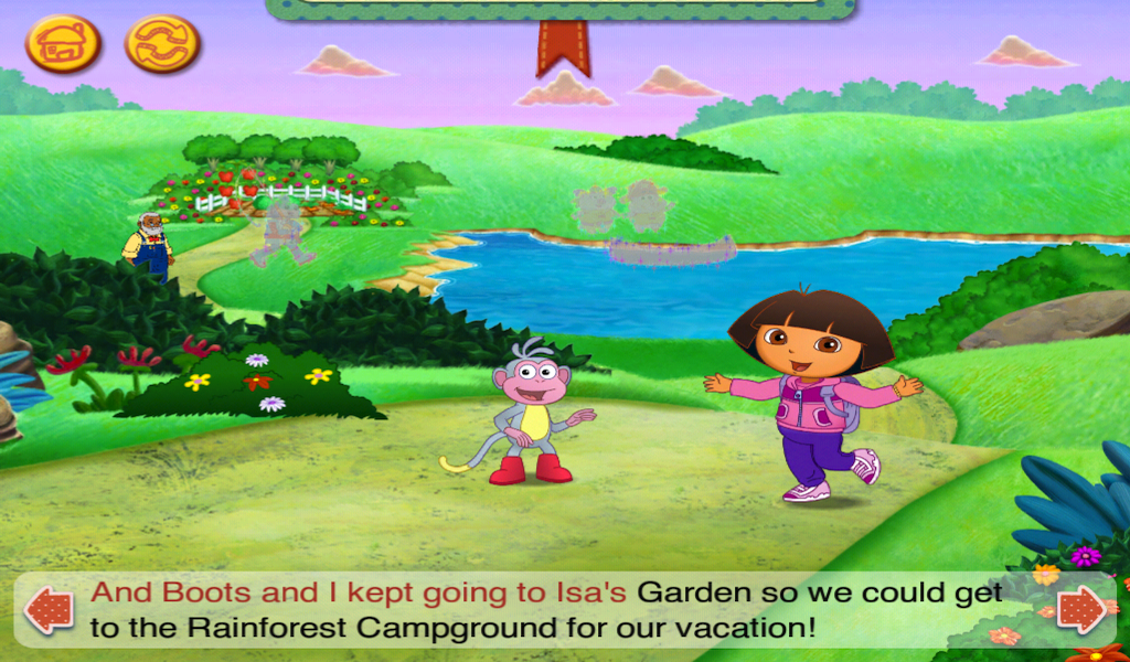 Dora and Diego's Vacation HD - Android Apps on Google Play