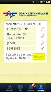 Hjelp utland - screenshot thumbnail