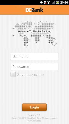 DCBank Mobile Banking