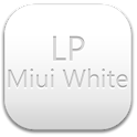 LauncherPro Miui White Pack icon