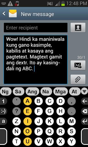 Dextr diksyunaryong Filipino