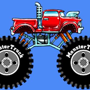 Fun Monster Truck Race 2