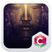 BUDDHA CLAUNCHER THEME