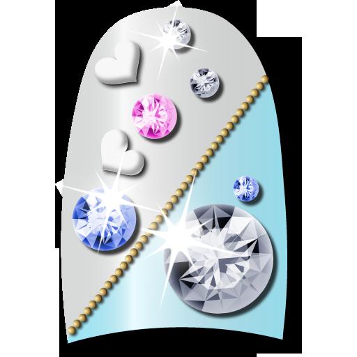 个人化のきせかえ★ネイルアイコン LOGO-記事Game