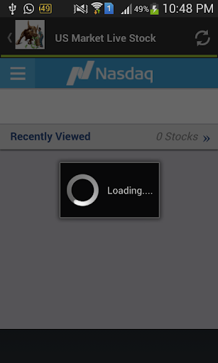 US Market Live Stock