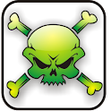 Skull Bones doo-dad yg logo