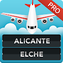 FLIGHTS Alicante Airport Pro