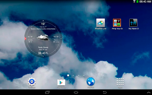 Weather Live Screenshot 23