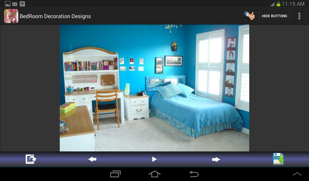 Bedroom Decoration Designs- screenshot
