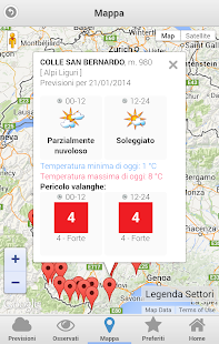 Meteo VETTA- miniatura screenshot