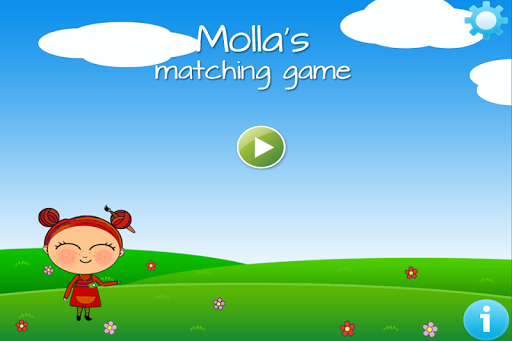 Molla's matching game