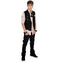 Justin Bieber handsome Widget icon