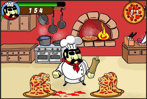 Pizza Zombie Attack