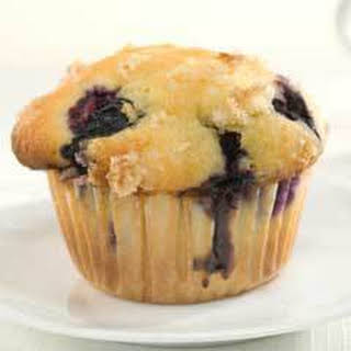Blueberry Muffins Without Butter Recipes.