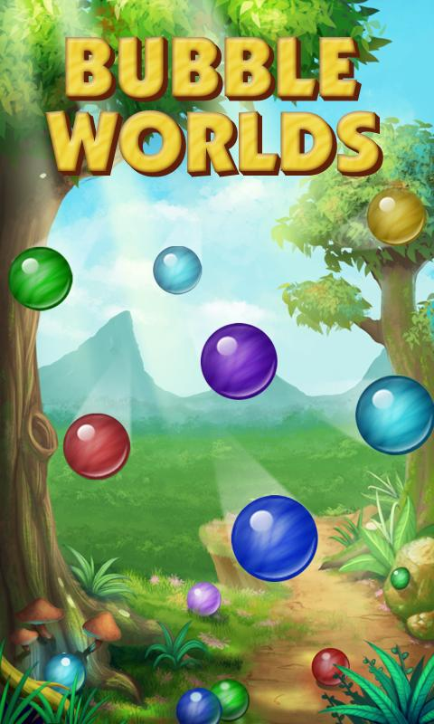 bubble world game