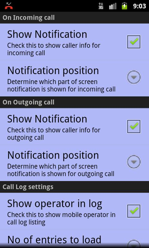 ShaPlus Caller Info (India) Screenshot 4