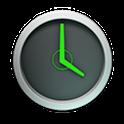 Clock ICS icon