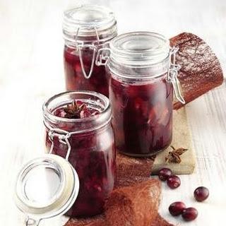 Glühwein-Cranberries