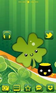 Go Launcher Theme: Kawaii Luck