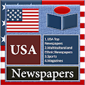 USA Newspapers & Top Magazines icon