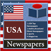 USA Newspapers & Top Magazines