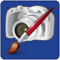 Draw on Photo icon