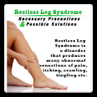 Restless Leg Syndrome icon