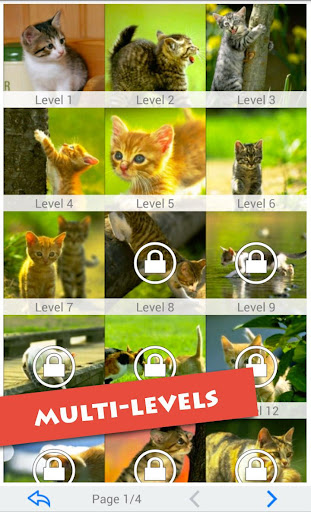 T-Puzzle:Kitty Baby [3 modes]