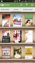 Aldiko Book Reader Screenshot 2