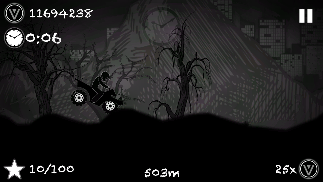 Hill Racing To Limbo- screenshot