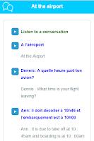 Screenshot of Learn French Speak French