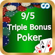 9/5 Triple Bonus Poker