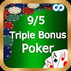 9/5 Triple Bonus Poker icon