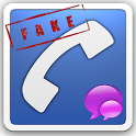 Fake Call & Sms Free icon