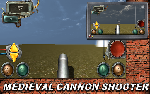 Medieval Cannon Shooter
