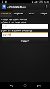 STA: Statistical Toolbox- screenshot thumbnail