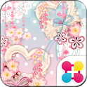 Japanese Lace Wallpaper Theme icon