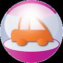 Car Hound Find my parking icon