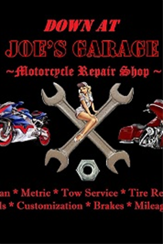Down at Joe's Garage
