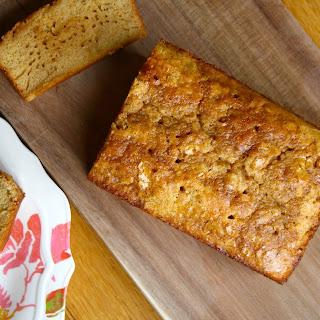 Glazed Lemon Pound Cake *Gluten & Wheat-Free*
