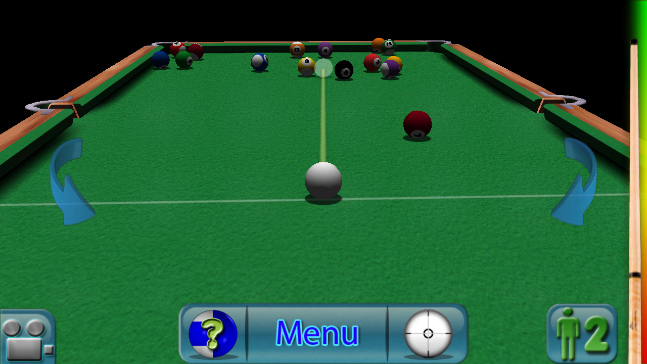 3D Pool Master Pro 8-Ball - screenshot