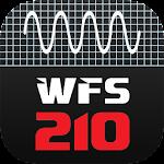 WFS210 - 2CH WLAN Oscilloscope