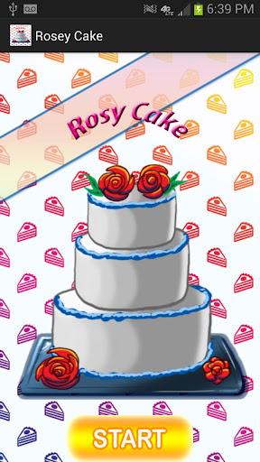 Rosey Cake