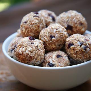 Cherry-Almond-Coconut Protein Bars