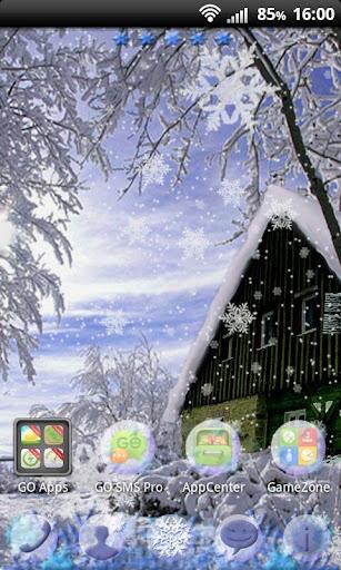GO桌面EX冬季主題