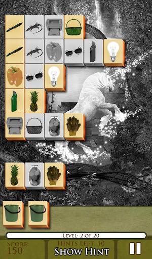 Mahjong - Garden of Unicorns