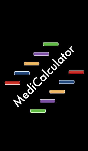 MediCalculator EN