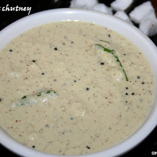 Coconut Chutney (Kobbari pachadi) – for south Indian breakfast