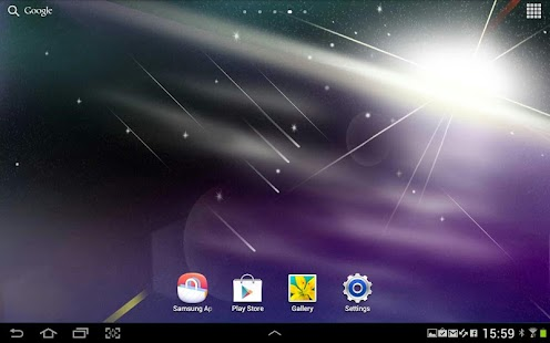 Starlight Live Wallpaper - screenshot thumbnail